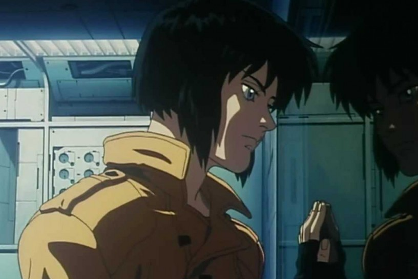 Ghost in the Shell (Imagen: Production IG / Kodansha / Masamune Shirow)