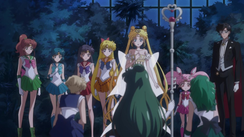 Episodio 33 de Sailor Moon Crystal. (Imagen: Toei Animation)