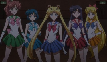 Episodio 31 de Sailor Moon Crystal. (Foto: Toei Animation)
