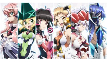 Symphogear. (Foto: Satelight)