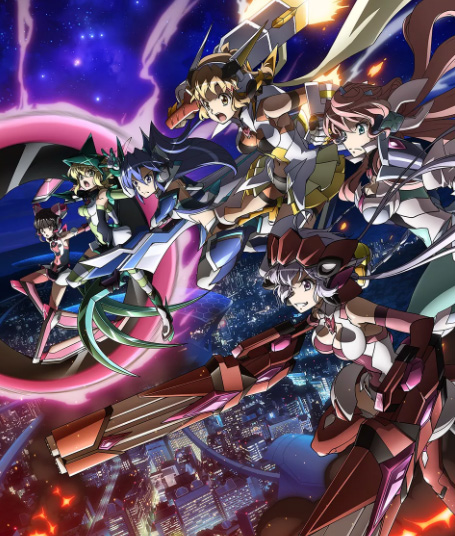 Symphogear regresa en 2019. (Foto: Satelight)