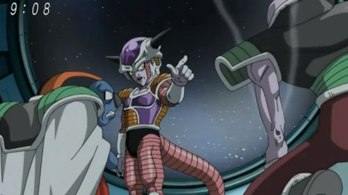 Freezer en el episodio 20 de Dragon Ball Super. (Imagen: Toei Animation)