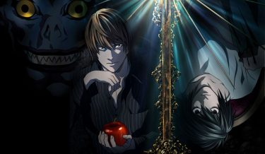Death Note. (Takeshi Obata / Tsugumi Oba / Shueisha / Mad House)